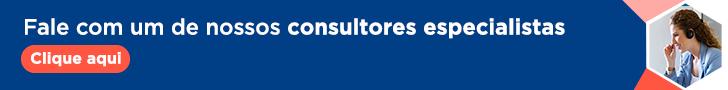 Banner com link para entrar em contato com um consultor SAS.